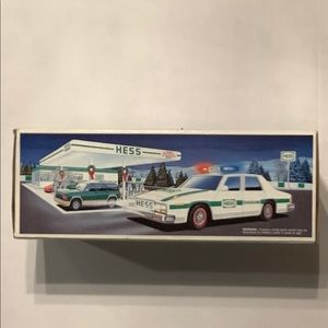 Hess Patrol Car 1993 New